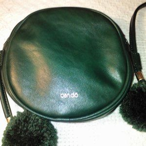 Ban.do Green leather purse with original tags